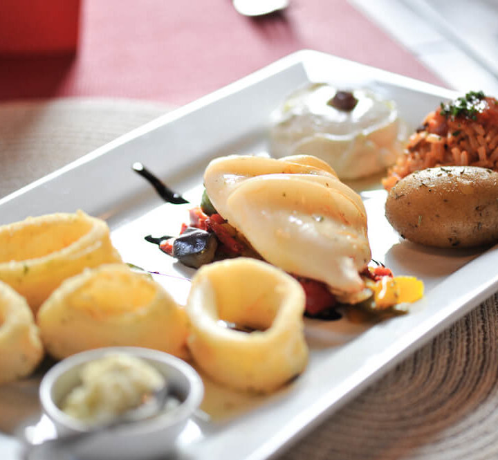 Impressionen von einigen unserer Gerichte - Foto: Gerhard Büchner Bindlach